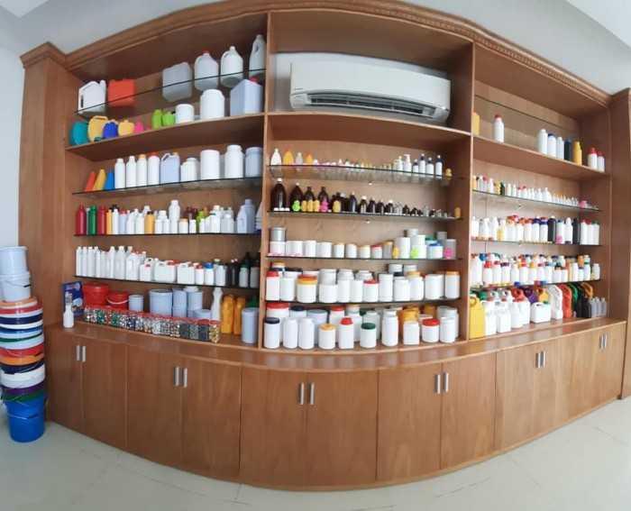 Sản xuất chai nhựa TPHCM