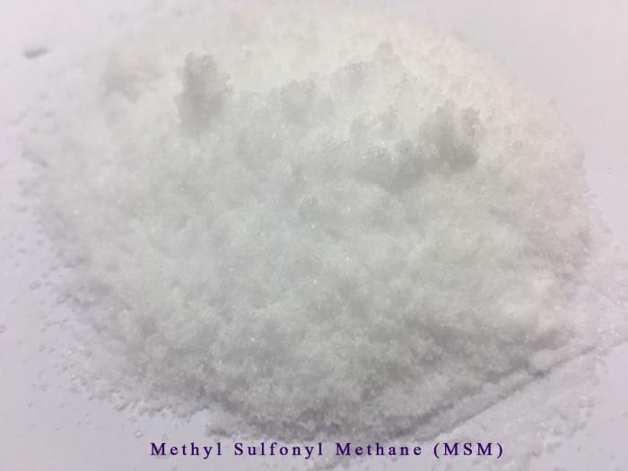Methyl Sulfonyl Methane là gì, Methyl Sulfonyl Methane (msm)