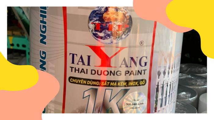 Sơn kẽm Taiyang 1TP