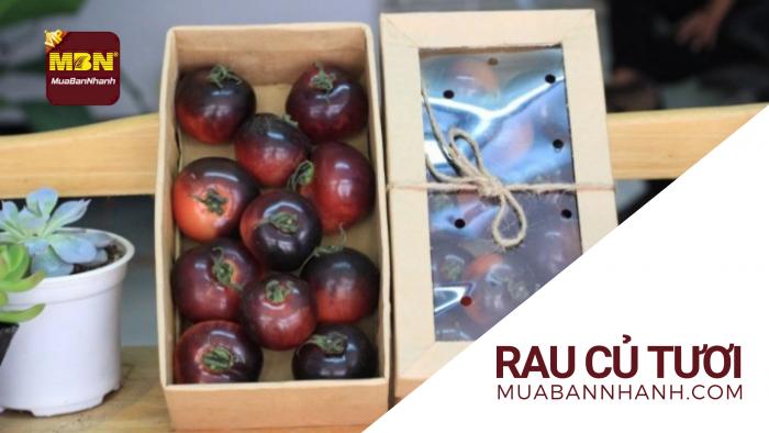 Chợ rau củ online MuaBanNhanh mua bán rau củ quả sạch, tươi, đóng gói