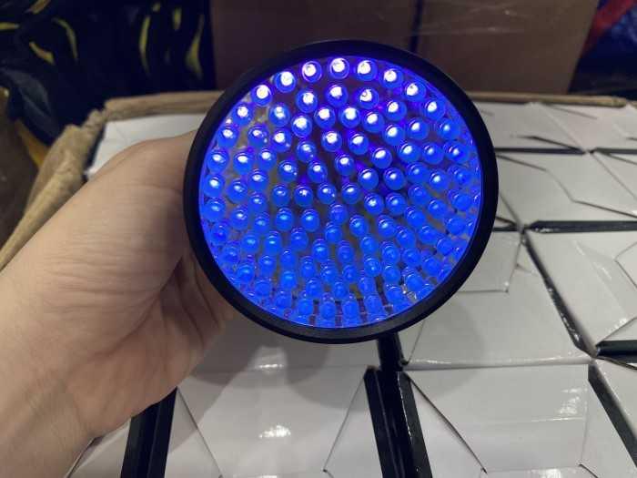 Mua đèn UV sấy keo Epoxy, Resin - Bán đèn sấy UV 9 bóng, 21 bóng, 51 bóng, 100 bóng mini cầm tay