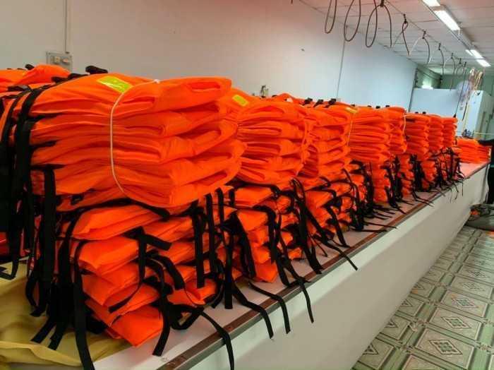 Áo phao cứu hộ sỉ, mua áo phao cứu hộ ở đâu rẻ?