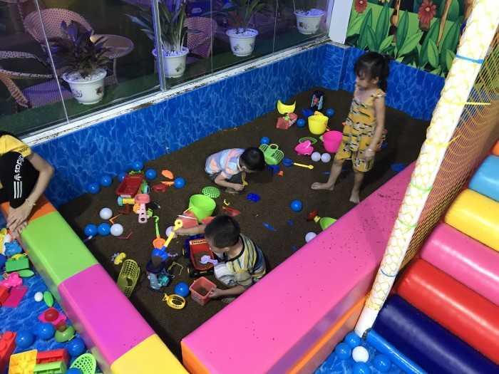 Thi công khu vui chơi trẻ em ở đâu chất lượng nhất tại TPHCM