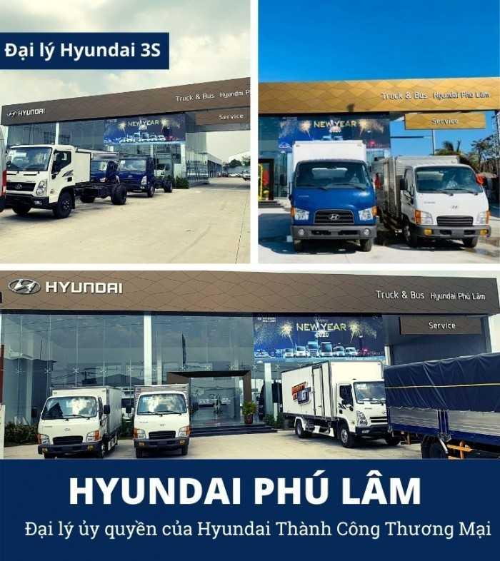Đại lý ủy quyền của Hyundai Thành Công Thương Mại