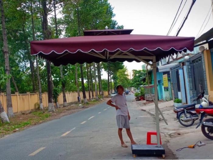 Dù che Sài Gòn - Nội thất Thanh Thế