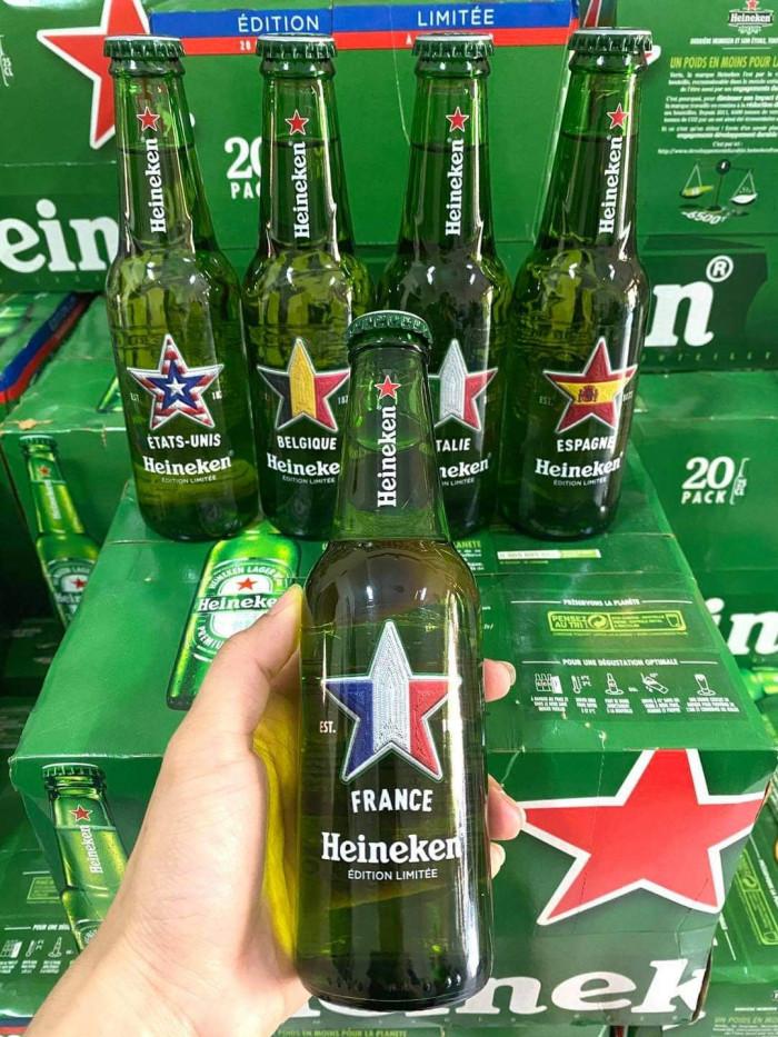 Shop bia nhập khẩu sỉ quận Bình Tân