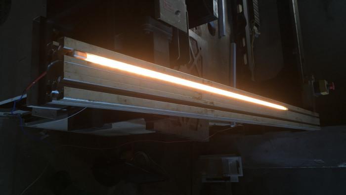 Bóng đèn Halogen - linh kiện điện trở