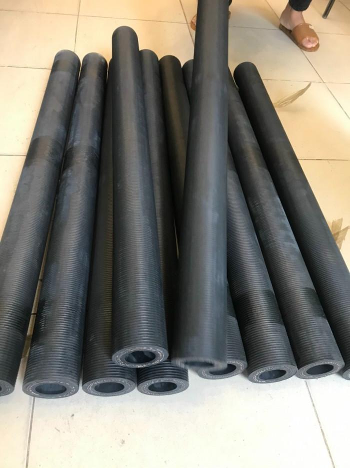 Cung cấp ống nhựa lõi thép chịu xăng dầu - ống ruột gà chịu dầu chất liệu cao su từ Hà Nội