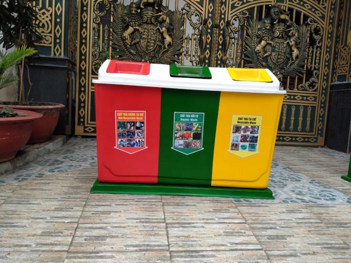 Cung cấp thùng rác đạp chân, thùng rác có nắp đạp chân