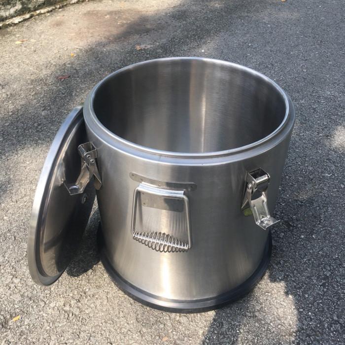 Cung cấp sỉ&lẻ thiết bị nhà bếp, thùng inox giữ nhiệt