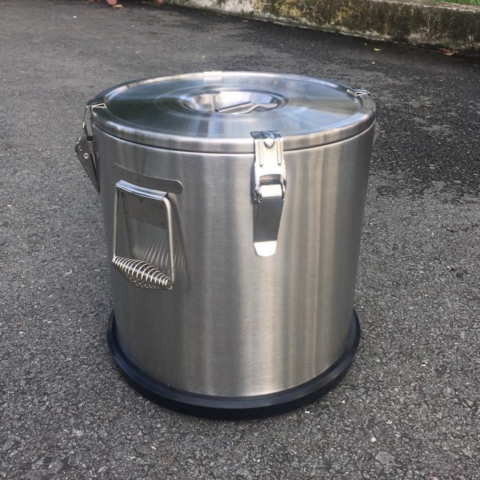 huyên cung cấp thiết bị nhà bếp, thùng inox giữ nhiệt, hộp đựng muỗng đũa giá sỉ tại TPHCM