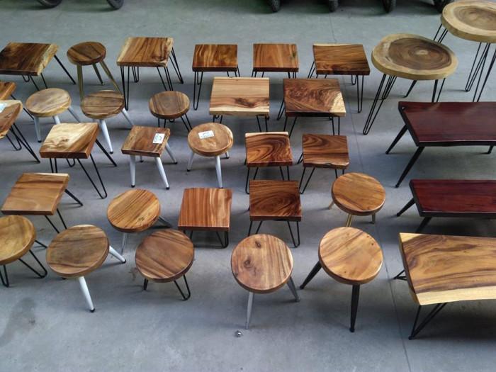 Xưởng đồ gỗ, xưởng mặt bàn gỗ, mặt bàn gỗ ghép, mặt bàn gỗ nguyên tấm giá rẻ