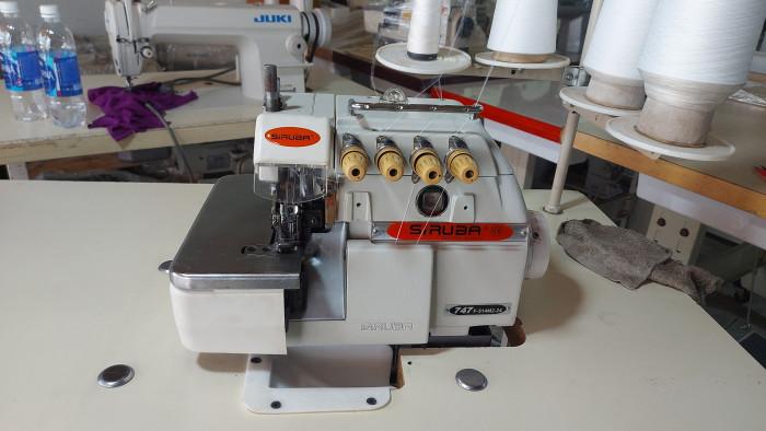 Thế giới máy may công nghiệp cung cấp máy vắt sổ - thiết bị máy công nghiệp ngành may cho xưởng may nhỏ ở quê