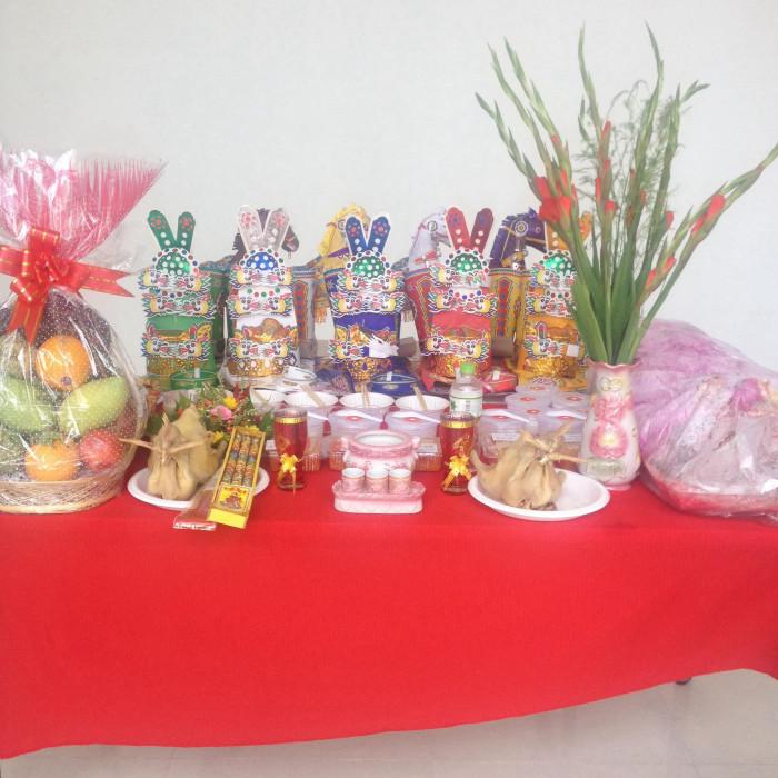 Mâm quả đám cưới giá rẻ, dịch vụ mâm quả cưới, bộ mâm quả cưới, đặt mâm quả cưới ở đâu trên MuaBanNhanh