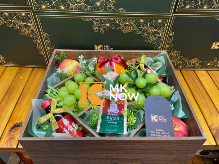 Quà tặng sức khỏe, quà tặng trái cây, quà tặng bố vợ, quà tặng bố chồng, quà tặng bố mẹ ý nghĩa