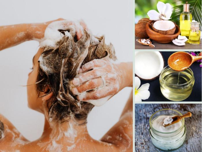 Cách gội đầu bằng dầu dừa không bị bết tóc - tư vấn trực tiếp từ nhà sản xuất cho thương hiệu Local tại Việt Nam