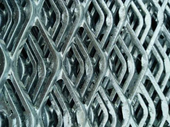 Lưới thép kéo giãn ha noi, lưới thép dập kéo dãn