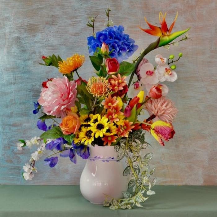 LilyDesign cửa hàng hoa giả, hoa vải cao cấp nhập khẩu