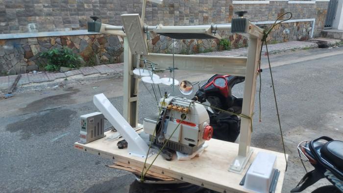 Cung cấp máy may công nghiệp - máy vắt sổ - thiết bị máy công nghiệp ngành may & phụ kiện các loại