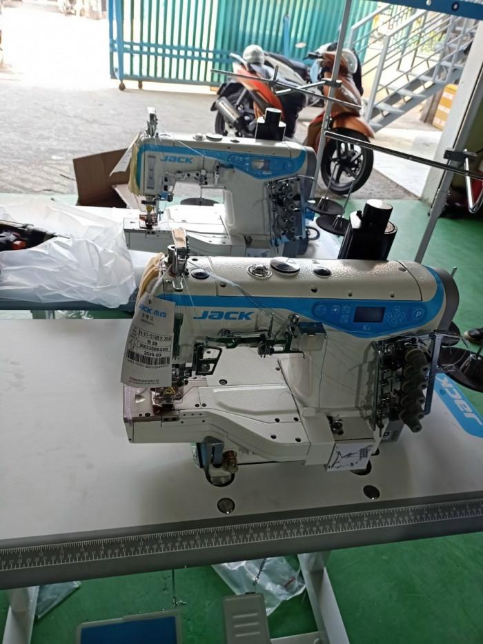 Máy vắt sổ Jack - Máy vắt sổ công nghiệp