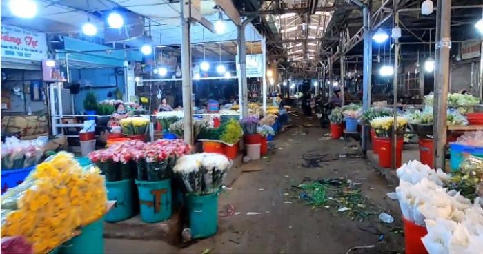 Chợ Hoa Hậu Giang