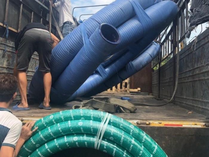Ống bơm xi măng, ống vải đổ bê tông giá rẻ nhất tại Hà Nội