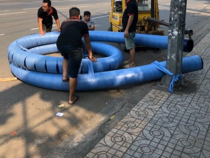 Cung cấp ống nhựa bơm bê tông - Báo giá trực tiếp