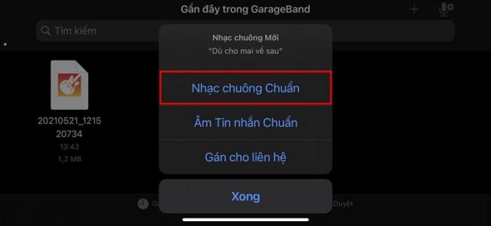 Cài nhạc chuông hay mp3 và thịnh hành Tik Tok, remix trên Iphone