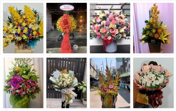 Shop hoa tươi online tại quận Tân Bình, TPHCM - Chuyên hoa chúc mừng, khai trương, sinh nhật, hoa viếng đẹp