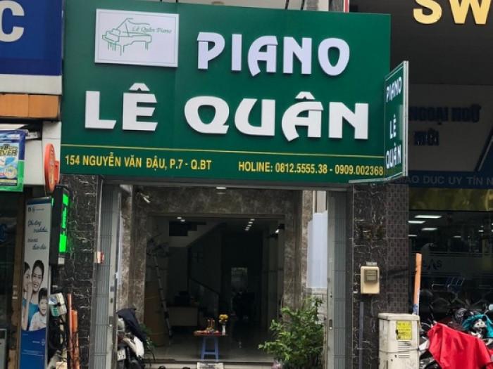 Trung Tâm  Nhạc Cụ Lê Quân - Chuyên bán các loại piano nội địa Nhật - Grand piano, Upright piano, Piano cơ, Piano điện, đàn nhà thờ - Ảnh: 1