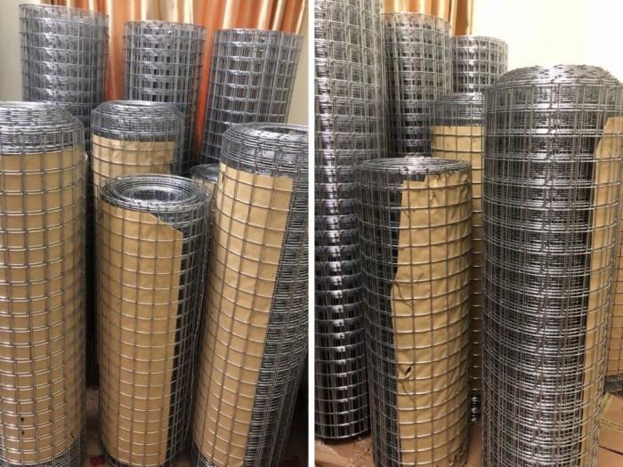 Lưới thép kẽm sắt hàn, mua lưới thép ở đâu giá rẻ