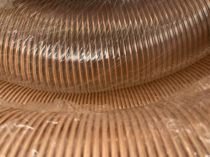 Ống hút bụi lõi thép PU, PVC là gì