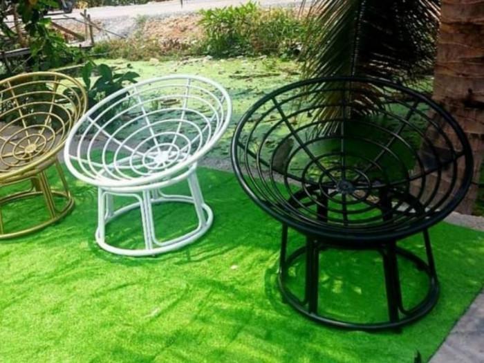 Ghế papasan sắt, ghế papasan TPHCM, mẫu ghế papasan cho phòng khách, ghế papasan giá rẻ