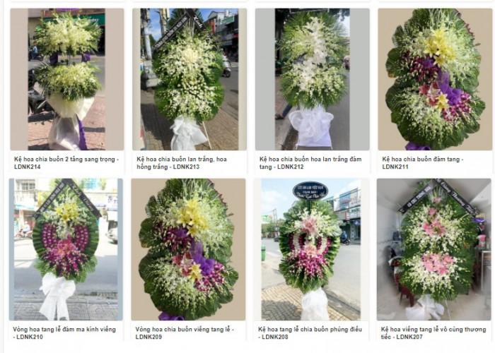 Shop hoa đám tang Lilydesign