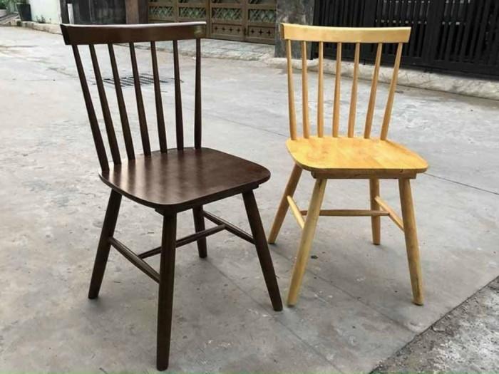Ghế gỗ 7 nan