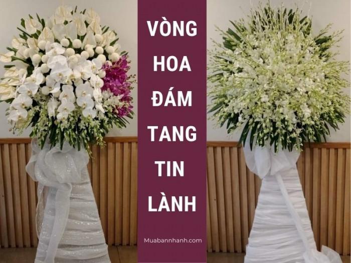 Điện vòng hoa đám tang Tin Lành TPHCM