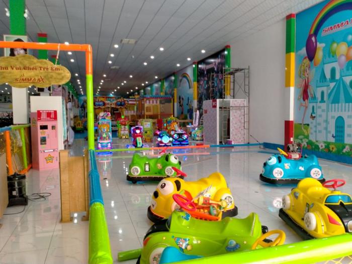 Thiết kế khu vui chơi cho bé tại nhà