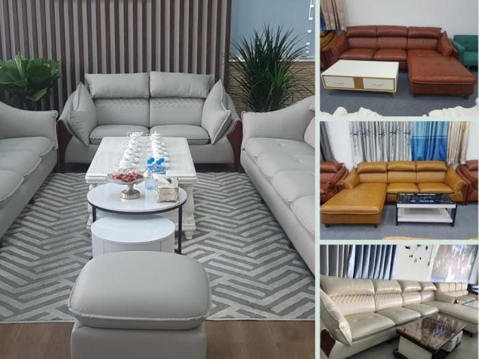 Bán sofa da phòng khách từ xưởng sản xuất đồ gỗ nội thất cao cấp trực tiếp - Nhận đặt hàng theo yêu cầu giao hàng miễn phí
