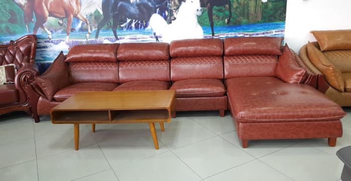 Sofa da công nghiệp