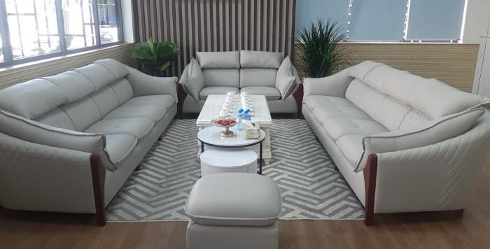 Sofa da góc, sofa giá rẻ