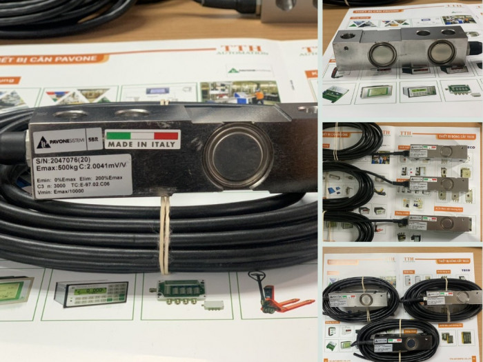 Đặt mua Loadcell ở Hà Nội - Cảm biến cân nặng Loadcell và loạt ứng dụng trong cân điện tử, cân ô tô, cân băng tải, thang máy, công nghiệp