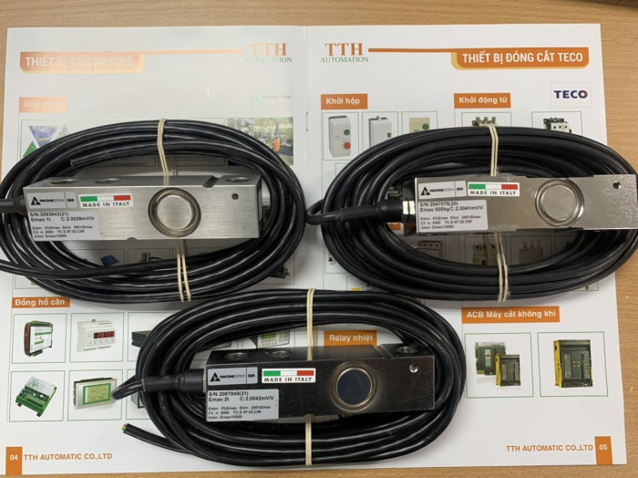 Loadcell dạng thanh