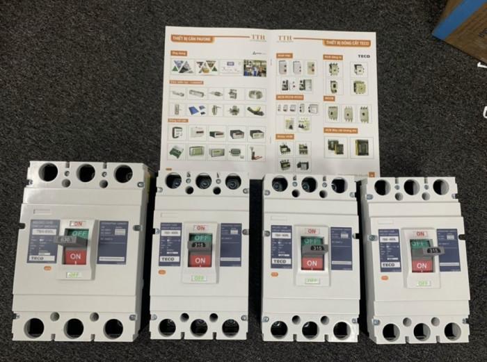 Các thiết bị đóng cắt và bảo vệ mạch điện