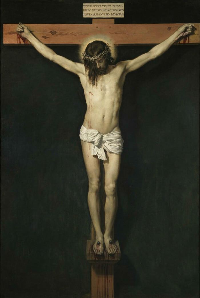 Đức Kitô bị đóng đinh của Velázquez