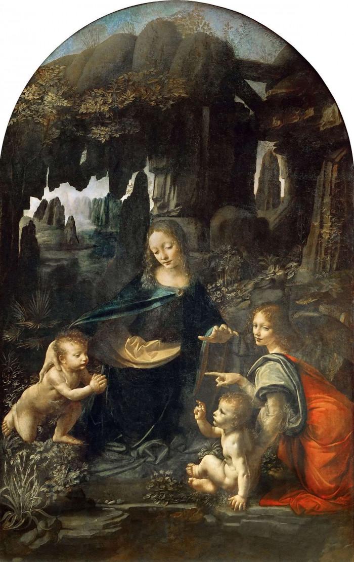 Đức Trinh nữ hang đá