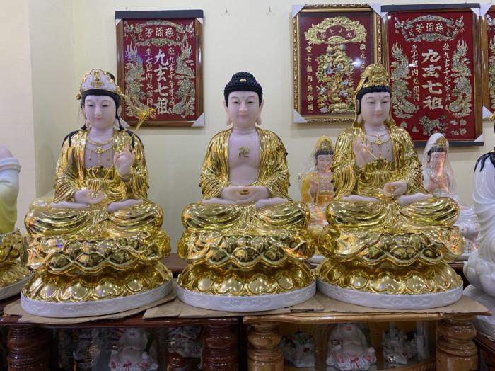 Địa chỉ nhận dát vàng tượng Phật