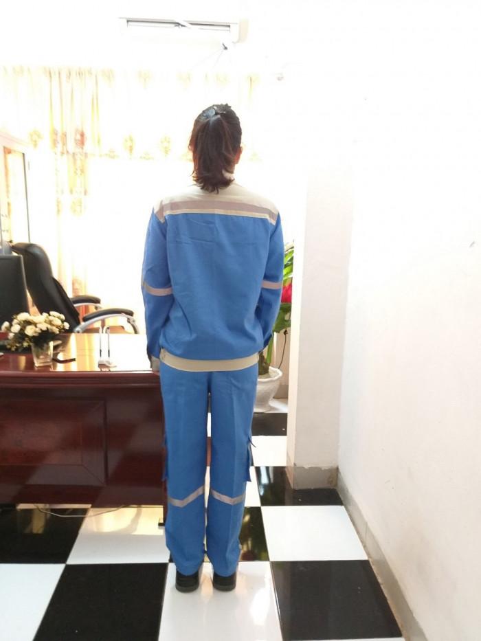 Đồng phục áo bảo hộ công nhân
