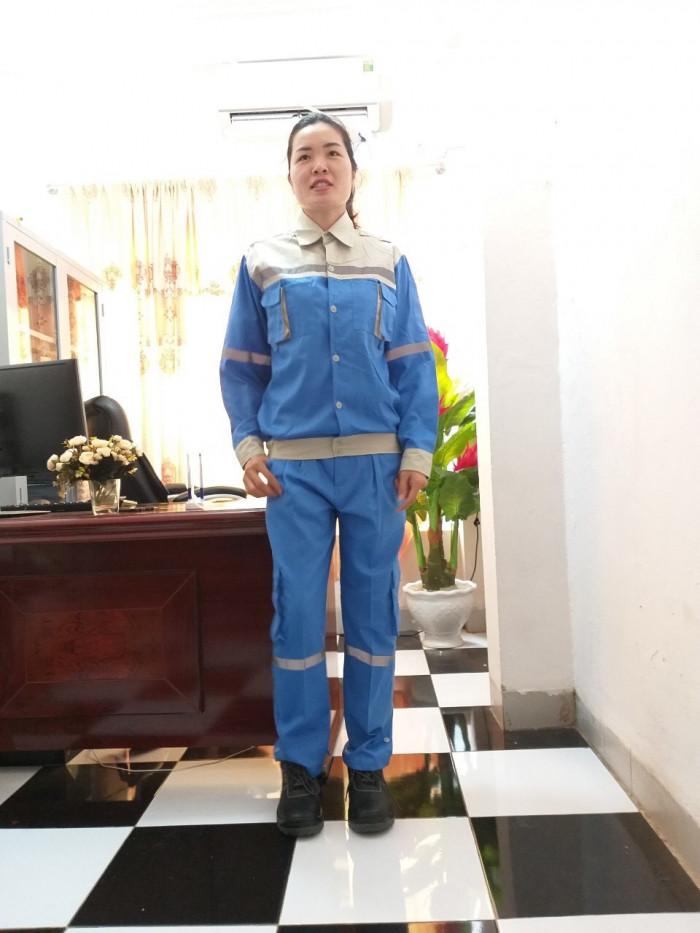 May đồng phục bảo hộ Hà Nội