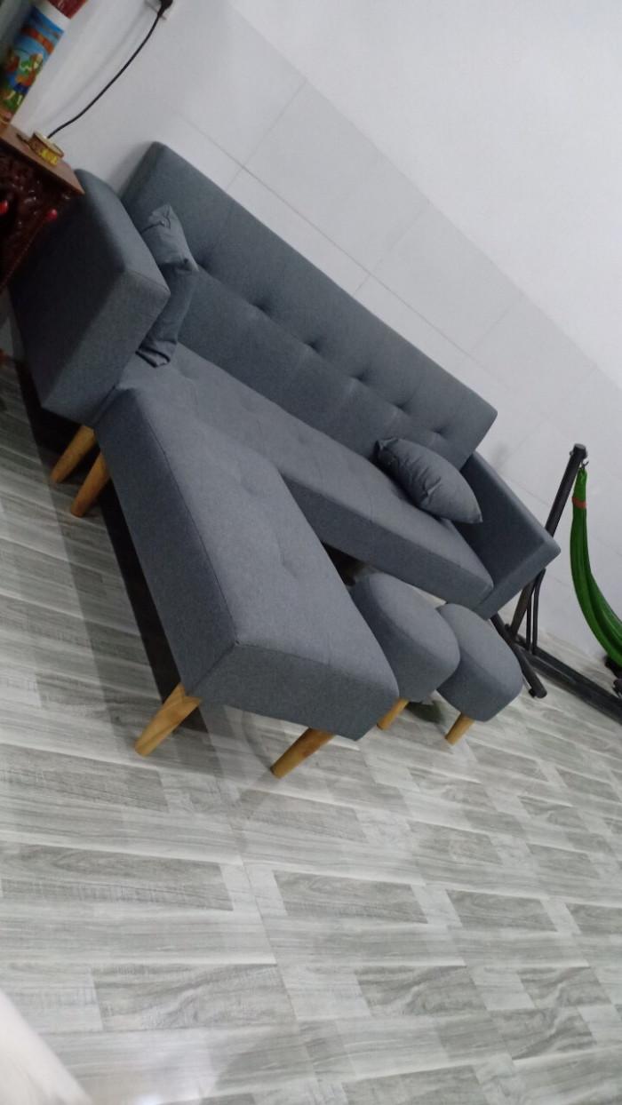 Sofa phòng khách đơn giản, sofa hiện đại đơn giản