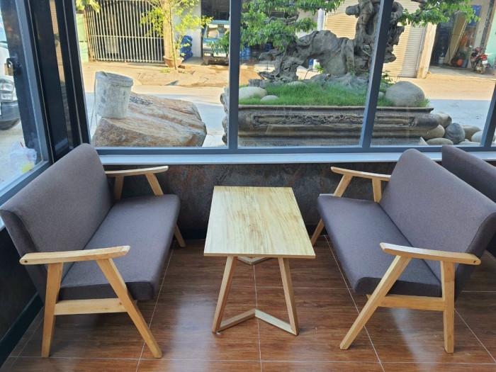 Bàn ghế cafe gỗ, bàn ghế cafe TPHCM